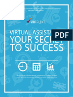 VAs Your Secret to Success From Virtalent