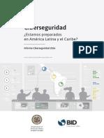 Ciberseguridad Estamos Preparados en America Latina y El Caribe