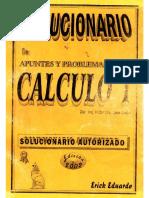 Solucionario Calculo 1 Chungara