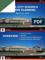 Elyria Schools Master Plan