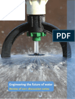 Engineering the Future Water Review 2011
