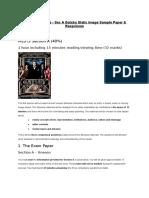a2 examiner tips 3
