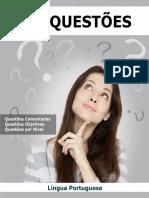 Língua Portuguesa - Só Questões - LCP