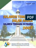 Sulawesi Tenggara Dalam Angka 2007