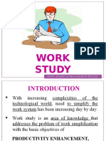 Workstudy New ppt