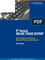 2007 Online Credit Card Fraud Trends