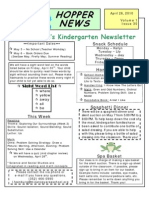 Hopper News - Issue 30 - April 26