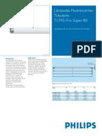 Lampada Fluorescente TLTRS Philips