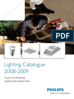 Lighting Catalogue 2008-2009