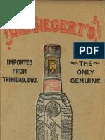 1912 Dr. Siegert's Angostura Bitters
