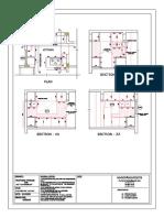 Kitchen (24!12!2015) nterior Detail for Mr Ravindran-model