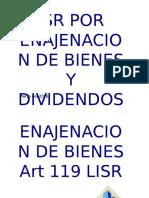 5) Curso Dividendos y Enajenacion Marzo 2016