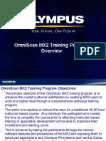MX2 Training Program 01 Overview