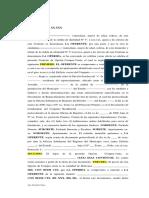 Modelo Opcion Compra-Venta. Scribd