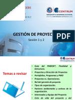 Sesión 1 y 2 - EdEx 2015 V
