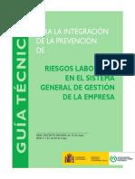 Guía Técnica Integración
