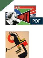 Piezas Graficas Corrientes Artisticas