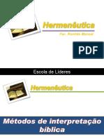Metodos hermeneuticos