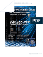 Redes 1 Cables UTP