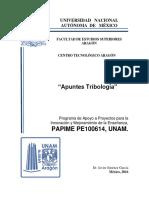 Apuntes Tribologia 2016