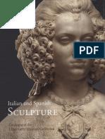 Catálogo de Escultura Italiana y Española