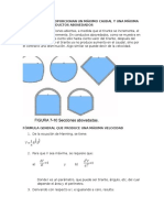 Formulas Que Proporcionan Un Máximo Caudal y Una Máxima Velocidad en Conductos Abovedados