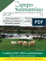 Campo Salmantino Marzo 2016