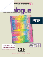 Cle International Catalogue 2011