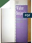 Benjamin, Walter Infancia en Berlin