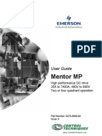 Emerson Mentor Mp Manual