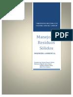 Manejo- Hospital de Chancay y Sbs