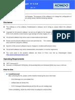 ICS 3.5 Serial Manager Manual