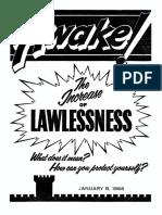Awake! - January 8, 1968 issue