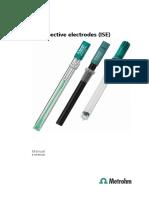 1422185 81098042EN Manual Ionenselektive Elektroden
