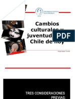 Cambios Culturales y Juventud en El Chile de Hoy