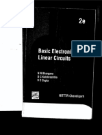 N.N. Bhargava- Basic Electronics and Linear Circuits