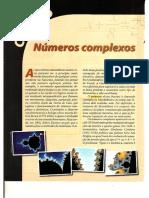 Matemática Vol.3 Dantecomplexos