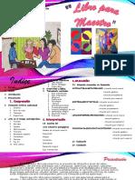 Libro Para Maestros Estetica 2da Version
