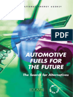 Auto Fuels for the future