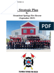 SSFR Strategic Plan