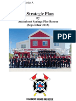 SSFR Strategic Plan