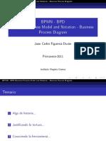 BPMN diapositiva
