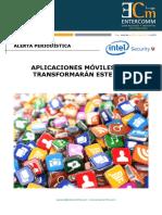 AP Intel Security -Aplicaciones móviles que transformarán este año