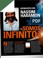 Nassim Haramein- Entrevista