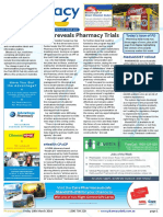 Pharmacy Daily for Fri 18 Mar 2016 - APP continues, Pharmacy Trial, POTY winner, MedsASSIST, Health Advice Plus, GuildLink DNA deal and much more