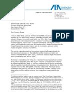Kevin Cooper Letter