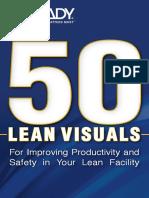 Lean Visuals Samples book