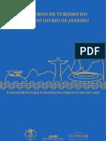 Caderno de Turismo do Estado do Rio de Janeiro