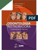 Odontologia Restauradora - Fundamentos e Técnicas Vol.1