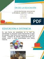 Evolucion de La Educacion a Distancia (1)